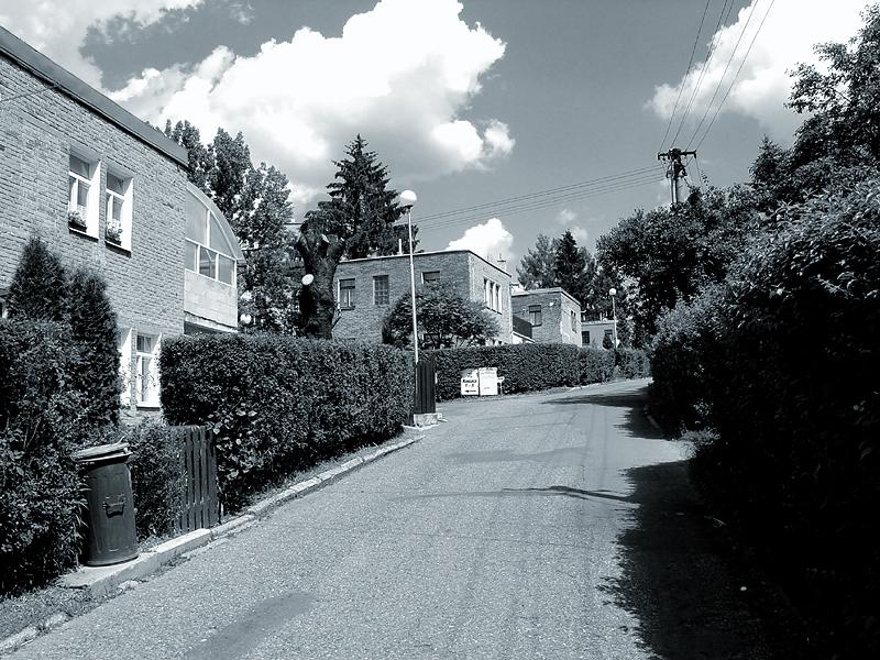 1927 - obytné domy pro vedoucí pracovníky firmy