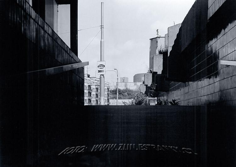 1985 - Murzinova třída - podchod pro pěší