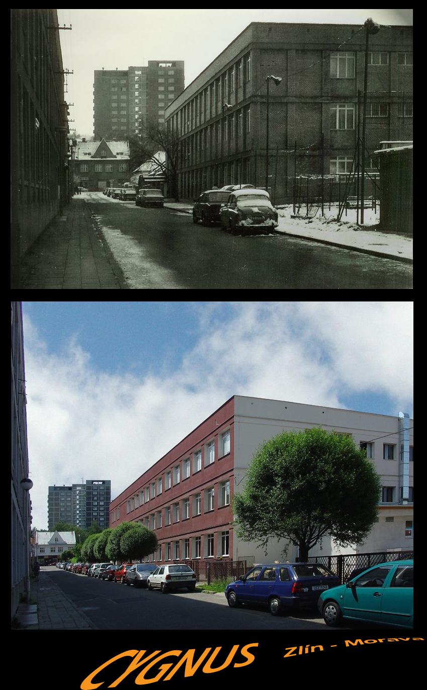 ulice - Lešetín II.