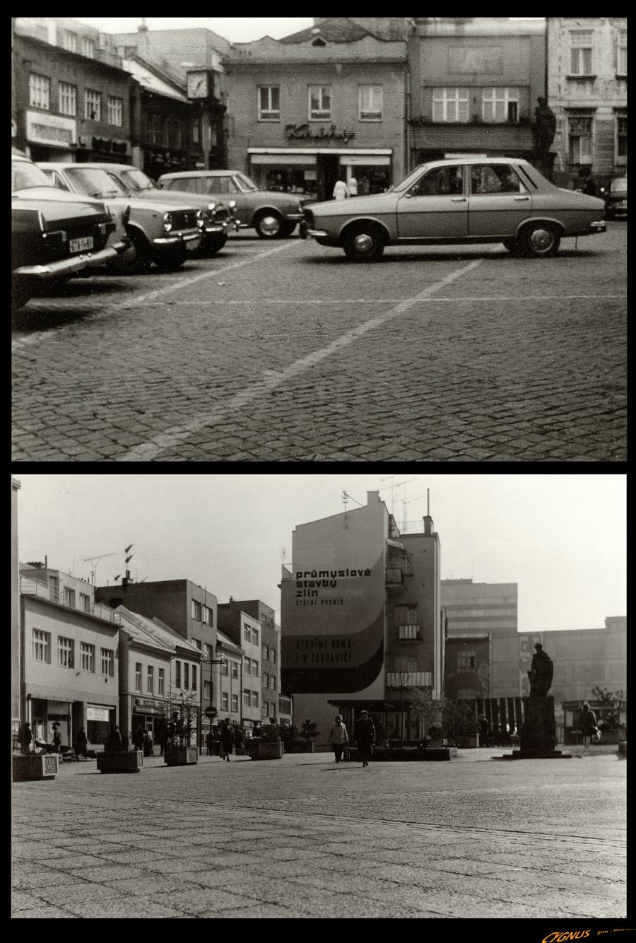 náměstí Míru - od lip do Rašínovy